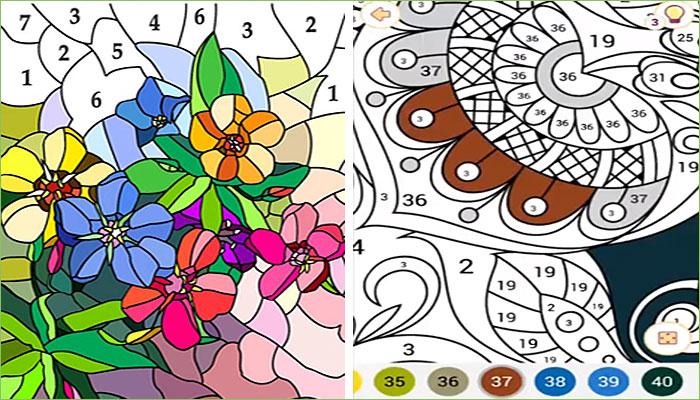 Скачать Happy Color на компьютер Виндовс 7, 8, 10 бесплатно
